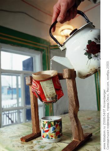 Кофеварка своими руками 70