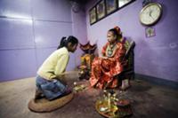 13-летняя Чанира Бахрачария (Chanira Bajracharya)