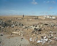 Заброшенная советская военная база в Чойрле, Монго