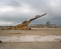 Заброшенная советская военная база в Баянтале, Мон