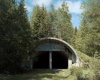 Заброшенная советская военная база в Роху, Эстония
