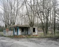 Заброшенная советская военная база в Йене, Германи