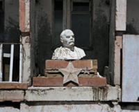 Заброшенная советская военная база в Баганууре, Мо