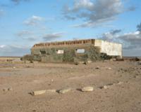 Заброшенная советская военная база в Шеби-Гоби, Мо