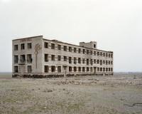 Заброшенная советская военная база в Чойбалсане, М