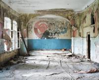 Заброшенная советская военная база в Лиепае, Латви