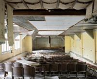 Заброшенная советская военная база в Миловице, Чех