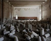 Заброшенная советская военная база в Либерозе, Гер