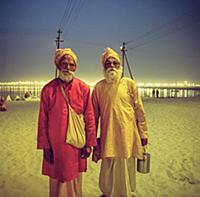 «Праздник кувшина»: Маха Кумбха Мела в Индии