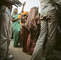 Фоторепортаж с крупнейшего религиозного собрания н