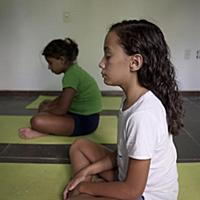 Детская медитация