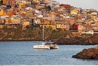 ITALY / Sardinia / Anglona ( Westen ) / Castelsard