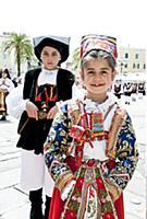 ITALY / Sardinia / Nurra ( Westen ) / Sassari / fo