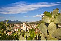 ITALY / Sardinia / Baronie ( Osten ) / the village