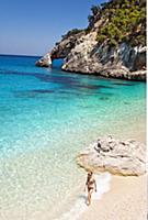 ITALY / Sardinia / Ogliastra ( Osten ) / Baunei /