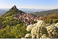 ITALY / Sardinia / Goceano ( Zentrum ) / the villa