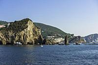 Italy / Pontine Islands / Ponza / 2015 / Tacks cal