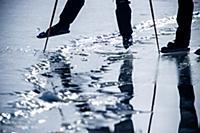 Sweden / 2012 / Ice Skating Adventure / Skating fr