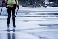 Sweden / 2012 / Ice Skating Adventure / Archipelag