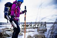 Sweden / 2012 / Ice Skating Adventure / Kungsљr an
