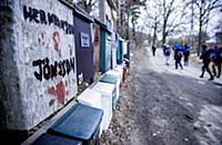 Sweden / 2012 / Ice Skating Adventure / Skating be