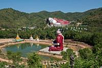 MYANMAR / Mon State / Mudon / At the world's large