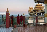 MYANMAR / Mon State / Mawlamyaing / From the Kyaik