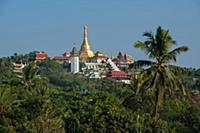MYANMAR / Mon State / Mawlamyaing / The Kyaik Than