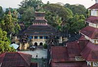 MYANMAR / Mon State / Mawlamyaing / On the city hi