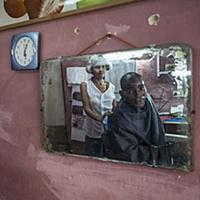 Cuba / Havana / June 2014 / About Time / At the ba