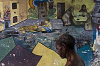 Cuba / Havana / July 2015 / About Time / A mural i