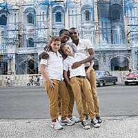 Cuba / Havana / June 2014 / About Time / School bo