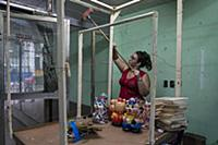 Cuba / Havana / June 2014 / About Time / A woman i