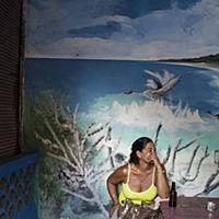 Cuba / Havana / July 2015 / About Time / A bar in