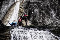 Switzerland / Ticino / Broglio / 2013 / Deep Canyo