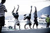 Switzerland / Ticino / Tenero-Contra / 2013 / Deep