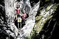 Switzerland / Ticino / 2013 / Deep Canyoning / Ath