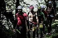Switzerland / Ticino / 2013 / Deep Canyoning / On