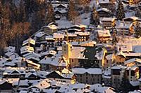 France / Haute-Savoie / Mont Blanc / February 2015