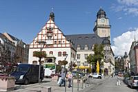GERMANY / Saxony / Vogtland / Plauen / The Altmark