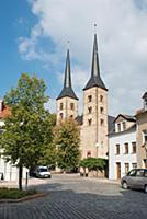 GERMANY / Saxony / Grimma / Church of Our Lady in