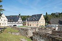 GERMANY / Saxony / Ore Mountains / Olbernhau / Rui