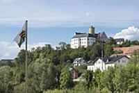 GERMANY / Saxony / Ore Mountains / Scharfenstein /