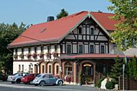 GERMANY / Saxony / Upper Lusatia / Jonsdorf / The