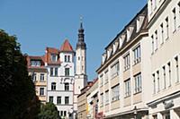 GERMANY / Saxony / Upper Lusatia / Zittau / View t