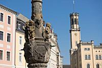GERMANY / Saxony / Upper Lusatia / Zittau / The Re