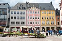 GERMANY / Saxony / Chemnitz / Built between 1737 a
