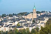 GERMANY / Saxony / Ore Mountains / Annaberg-Buchho