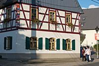 GERMANY / Saxony / Ore Mountains / Seiffen / Half-