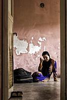 Turkey / Batman / Syrian Refugee / 2015 / She lost